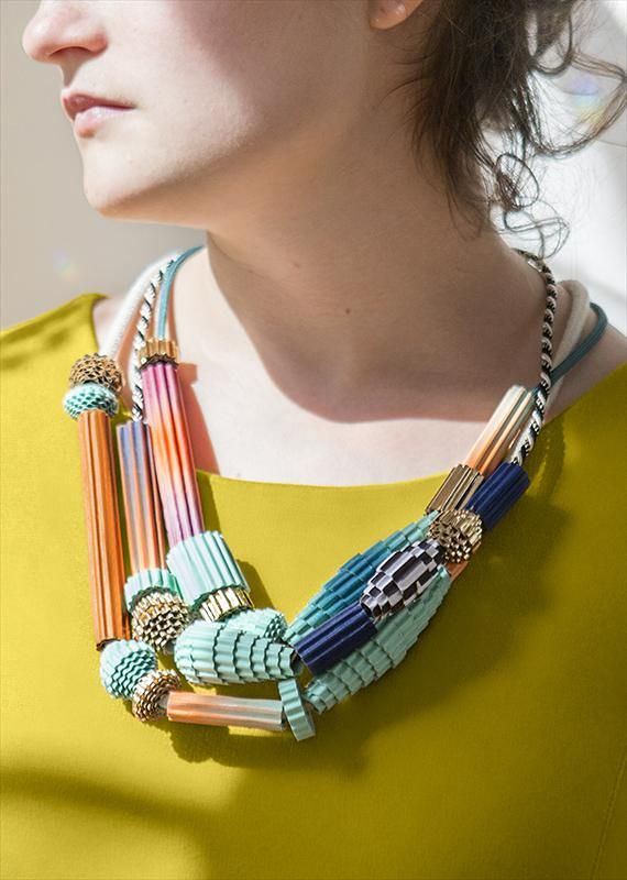 Make a DIY Statement Necklace In an Hour | DIY Projects ...