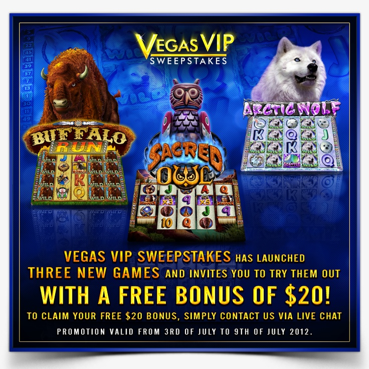 Sweepstakes online casino casino instruction
