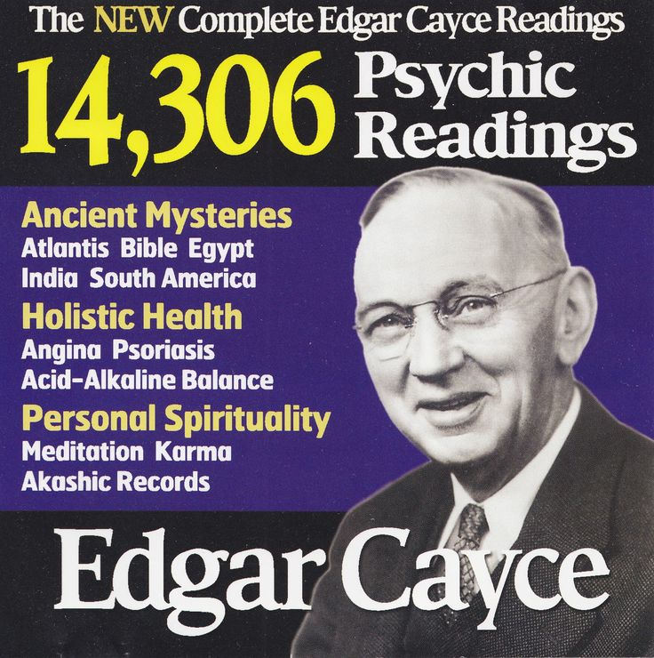 A Meditation on Christ Consciousness from the Edgar Cayce Channeled Readings
