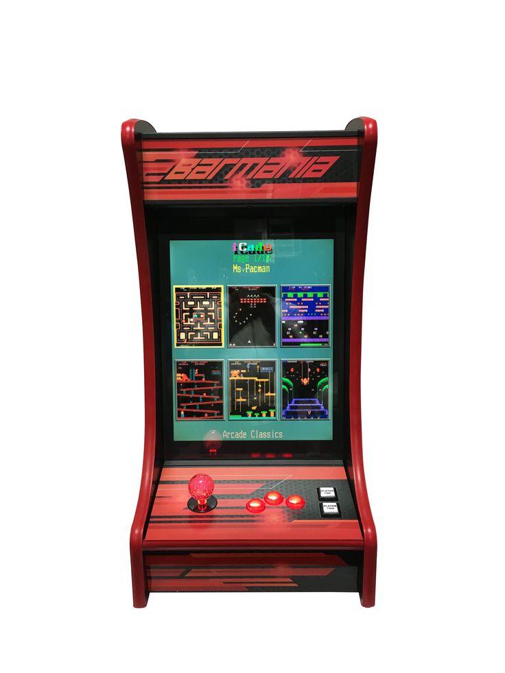 STT 60 Countertop Arcade Machine Arcade machine, Arcade