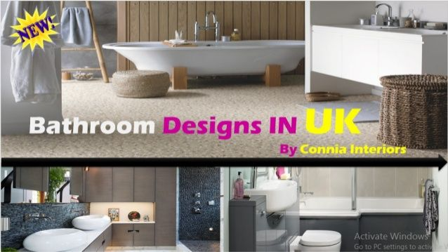 Looking for bathroom designers in Nottingham? Connia Interiors design and install luxury and great specification of bathroom that meets your expectations. Call us now at 01158 599881 for a free quote.