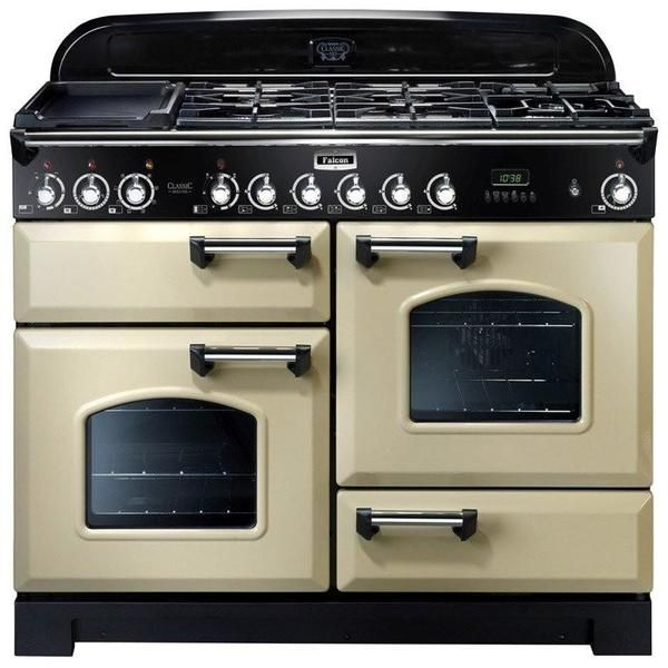 The Classic 110 Gas Is A Classic In Every Sense As Well As Its Spacious Fully Programmable Oven You Ll F Range Cooker Induction Range Cooker Induction Range