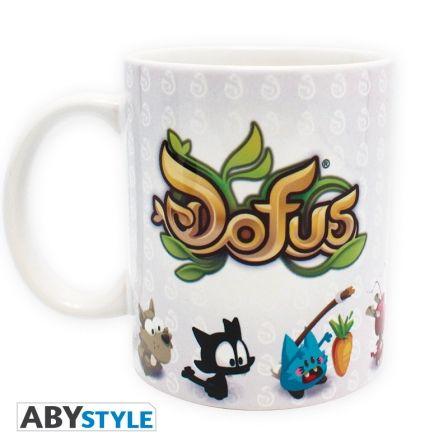 DOFUS Mug Familiers