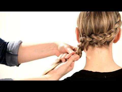 How to Do a Side Dutch Braid | Braid Tutorials