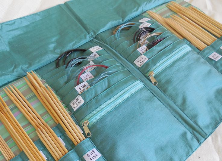 DPN and Circular Needle Case | della Q ®