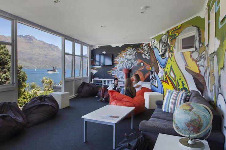 Best Hostels in New Zealand