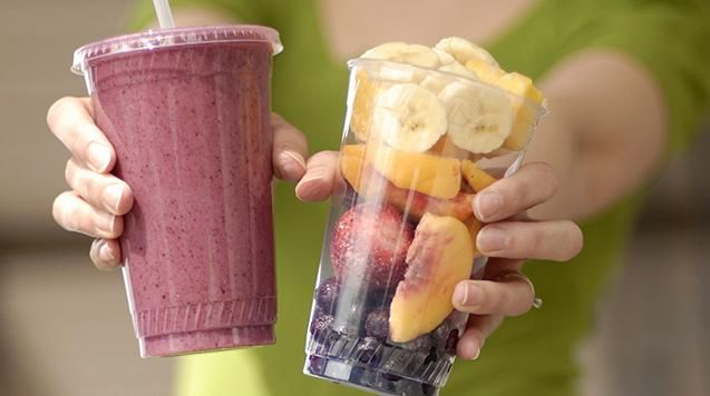 Detox smoothies for hangovers, staying up late, or after eating a big meal