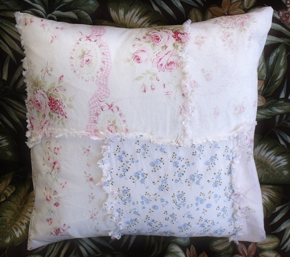 Shabby Chic Heart Pillows : 17 Best images about shabby chic pillows on Pinterest French linens, Shabby and Valentine heart