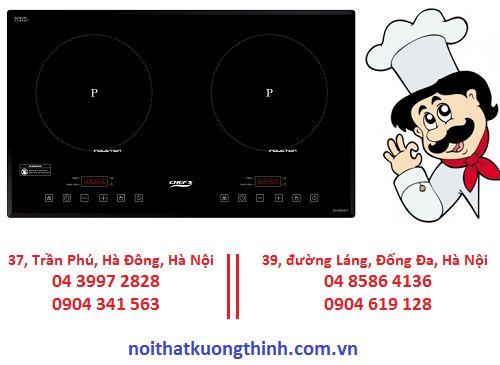 Bếp từ sự lựa chọn kinh tế cho người tiêu dùng Việt: