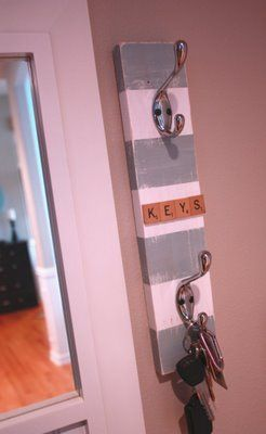 It's the little things that make a house a home...: It All Started With Our Keys...