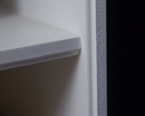 Painting Mdf Board ~ How to paint mdf and have it not look like s diy
