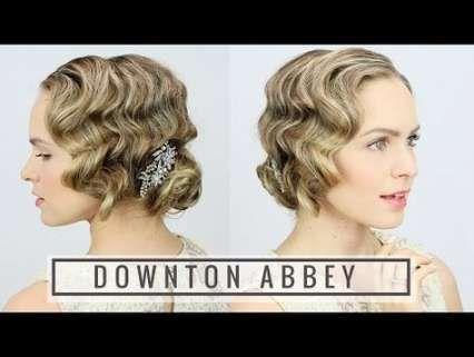 30 Ideen Hochzeit Vintage Frisuren für lange Haare Finger Wellen für 2019 - #Finger #Frisuren #Ideen #Vintage #Wellen -