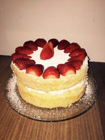 Make and share this Custard Powder Sponge (No Fail Sponge Cake) recipe from Food.com.