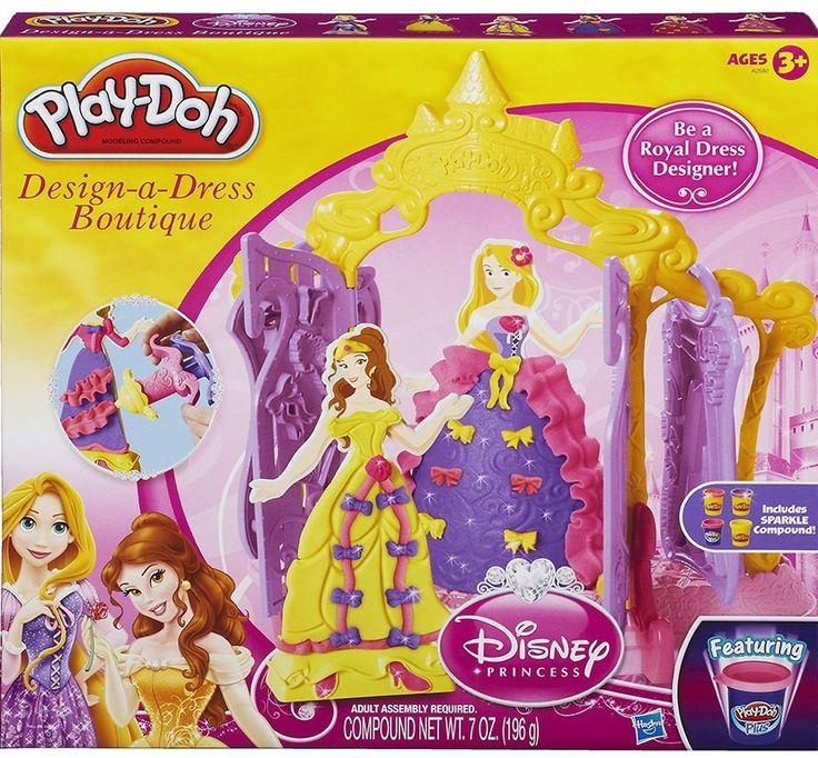 Art Shed Online - Playdoh Disney Princess Ribbon Boutique, $28.48 (http://www.artshedonline.com.au/playdoh-disney-princess-ribbon-boutique/)