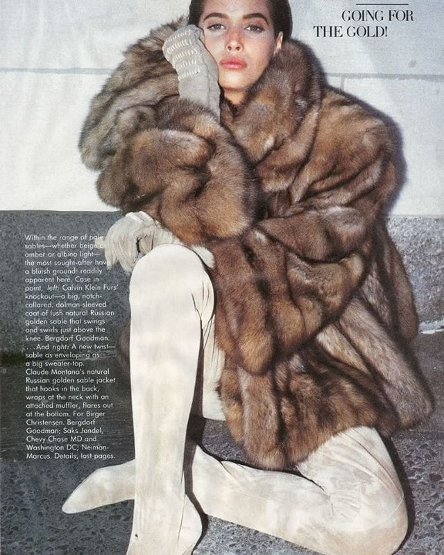 2018/01/22 02:14:06 ✨Christy Turlington wearing Claude Montana 1992 / Vogue Italia by Wayne Maser . . . @cturlington @vogueitalia . . . . . . . . . . . . . . . . . . . . . #christyturlington #chic #alook #claudemontana #waynemaser #vogueitalia #vogue #fur #winter #90s #1990s #90sfashion #fashion #style #design #beauty #nineties #instafashion #instastyle #instafamous #supermodel #supermodels #model #modeling #babe #iconic #icon #photography #photoshoot