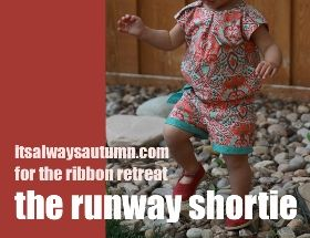 Free pattern: Runway Shortie romper for toddler girls · Sewing | CraftGossip.comSewing Projects, Free Pattern, Summer Outfit, Gift Ideas, Diy4Littl Rompers Jumping, Runway Shorty, Clothing Girls, Free Rompers Sewing Pattern, Shorty Rompers