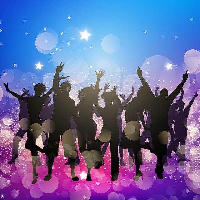 Party Menge Auf Bokeh Lichter Hintergrund 2402 Hintergrund Party Menschen Png Und Vektor Zum Kostenlosen Download In 2020 Bokeh Lights Lights Background Happy Birthday Banner Background