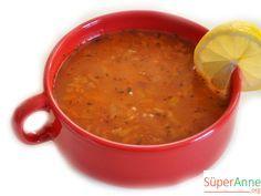 Bulgur Çorbası Tarifi | Süper Anneden Kolay Yemek Tarifleri