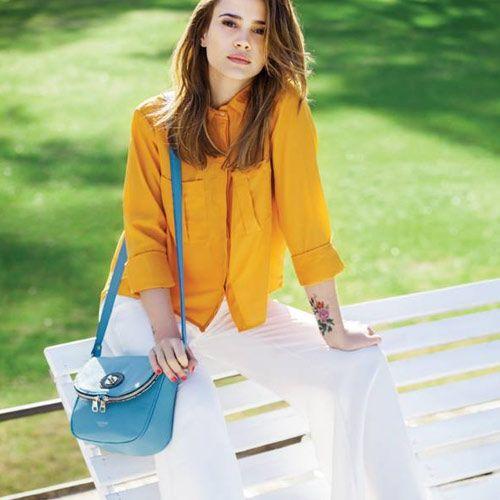 Lázaro Carteras Primavera Verano 2016 - Moda en carteras de cuero