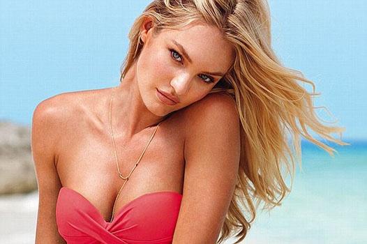СПЛЕТНИК - Ангелы в раю: Кэндис Свэйнпол и Лаис Рибейро в новом каталоге Victoria's Secret