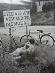 Nana! Get back on your bike....