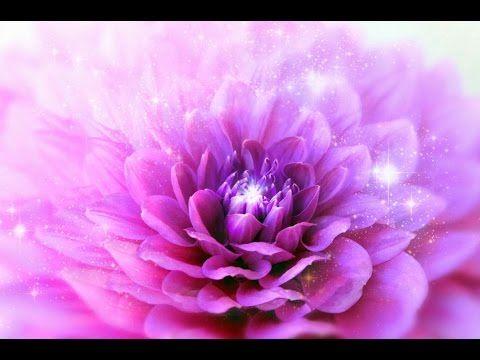 Meditace s Doreen Virtue pro léčení negativních energií - YouTube