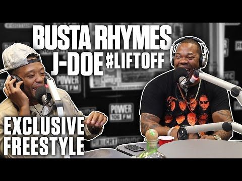 VIDEO: Busta Rhymes Visit Power 106 FM and Delivers His First Radio Freestyle in a Decade | NaijaBeatZone.Com | Nigeria Top Entertainment Hub