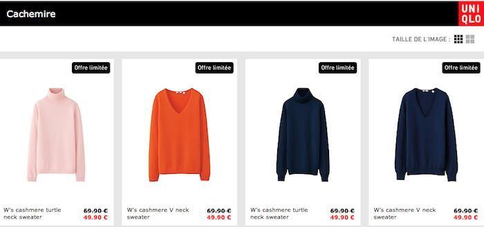 Купить женский кашемировый свитер