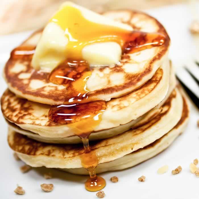 Pancakes (Lieblings-Pfannkuchen)