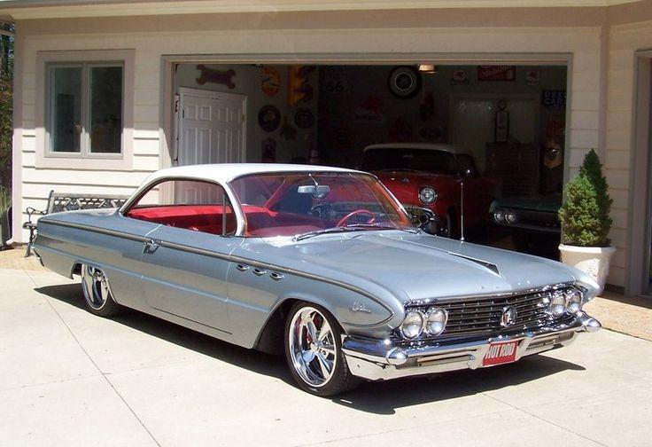 1961 Buick LeSabre bubbletop