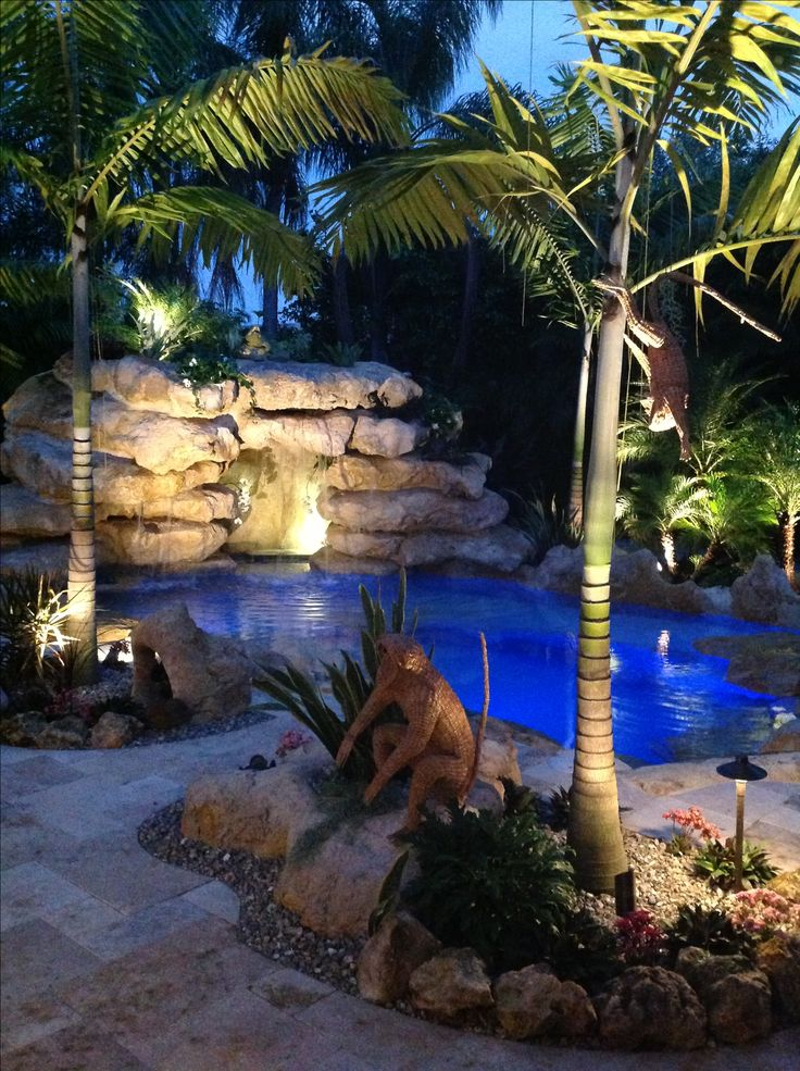 1092 Best My Ideal Tropical Backyard Oasis Images On