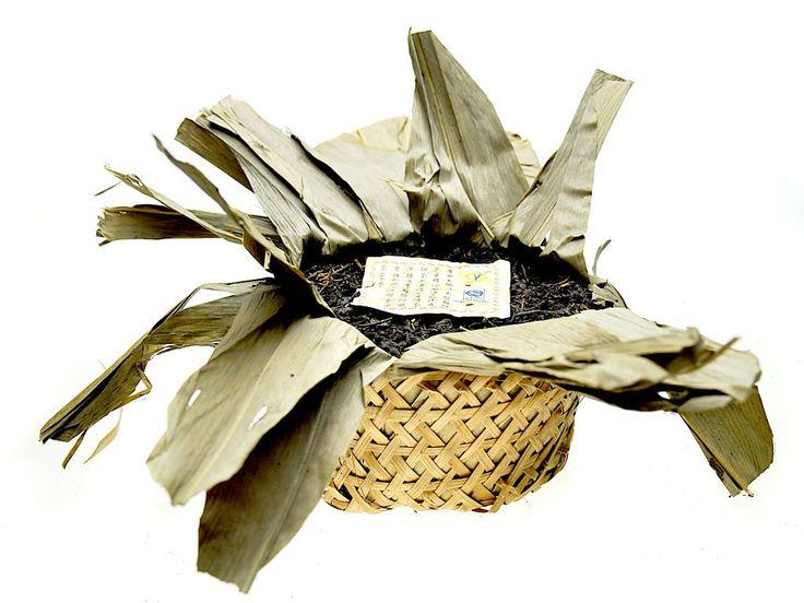 Liu An Dark Tea Packing with Bamboo Basket-2010 - Dark Tea - Tea Enjoy / Slow / Green