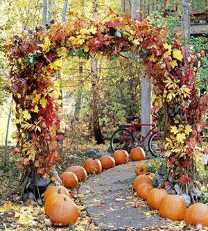 ...: Fall Decor, Wedding Aisle, Pumpkin, Wedding Ideas, Weddings, Autumn Wedding, Weddingideas, Fall Wedding