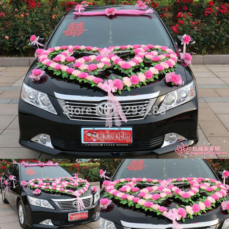 Best 25 Cheap Wedding Decorations Ideas On Pinterest: Best 25+ Wedding Car Decorations Ideas On Pinterest