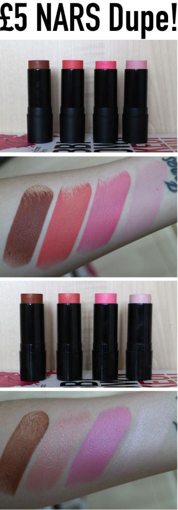 Best makeup revolution dupes
