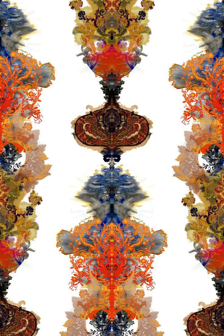 timorous beasties wallpaper - Google Search