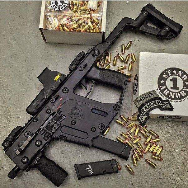 Kriss Vector Gen II