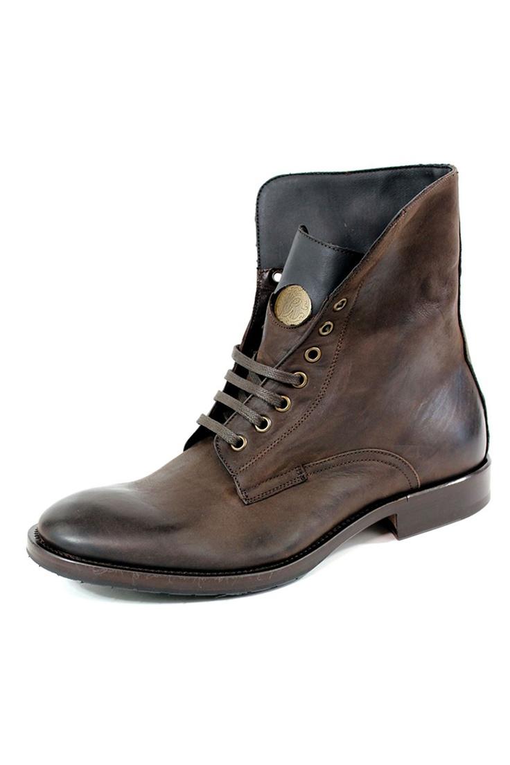 David 2, Chukka Boots Homme, Noir (Black 30), 43 EUNobrand