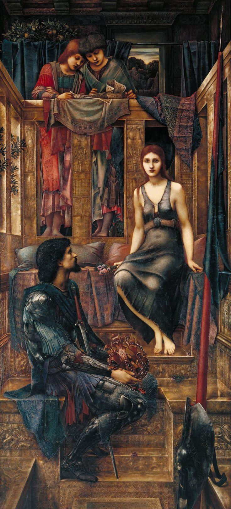 Edward_Burne-Jones_-_King_Cophetua_and_the_Beggar_Maid_-_Google_Art_Project.jpg (1054×2316)