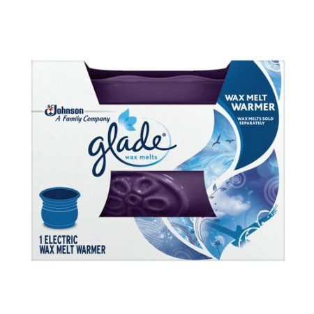 Glade White Electric Wax Melt Warmer