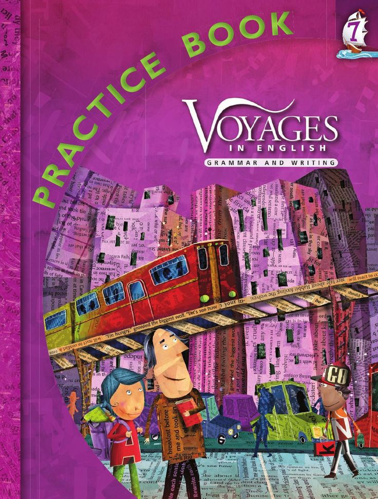 Voyages in English 2011 Grade 7 PB  The new 2011 edition of Voyages in English: Grammar and Writing for Grades 3-8 is the result of decades of research and practice by experts in the field of grammar and writing. Responding to the needs of teachers and students, this new edition provides ample opportunities for practice and review to ensure mastery and improved performance on standardized tests.