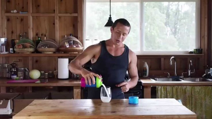 Protein Shaker Bottle by GYM FORCE