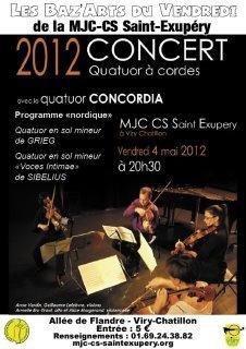 Le prochain Baz'ART de la MJC-CS Saint-Exupéry le 04 mai à Viry Châtillon