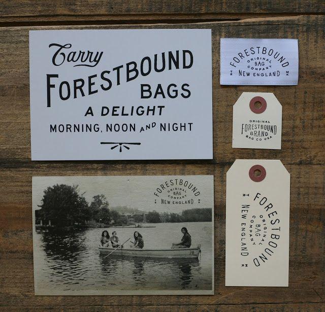 Forestbound branding.