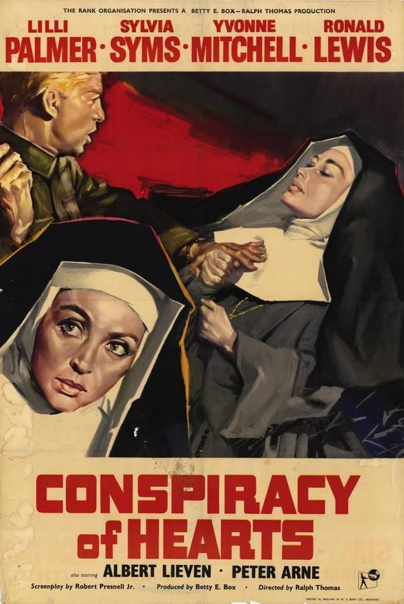 conspiracy of hearts is a 1960 british world war ii film