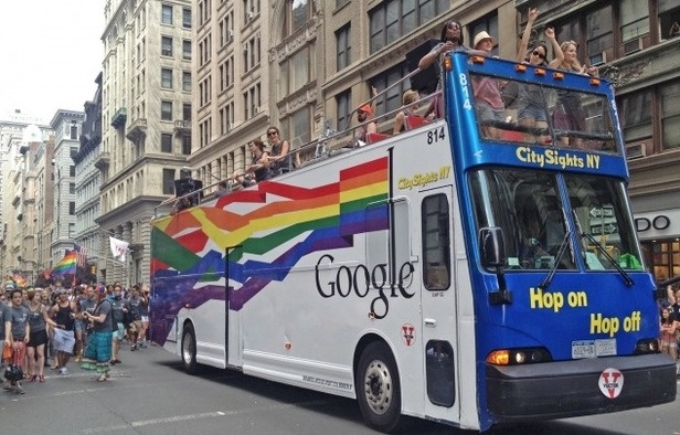 Google's Gayglers Look Back On This Year Of Celebrating LGBT Pride