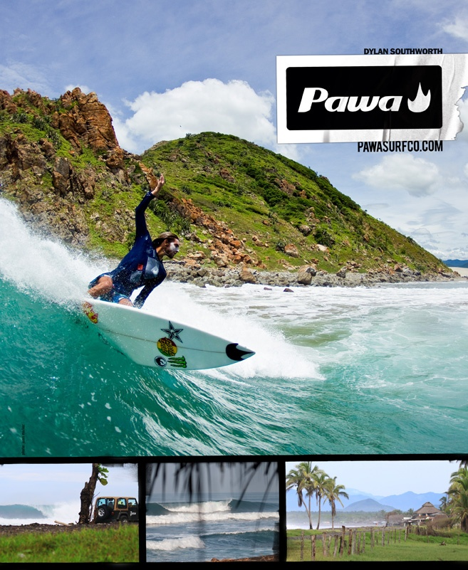 #transworldad #pawasurfco #pawasurf #surf #surfing #dylan #perfectwave #waves
