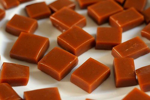 David Lebovitz's Salted Butter Caramels. I haven't tried this recipe ...