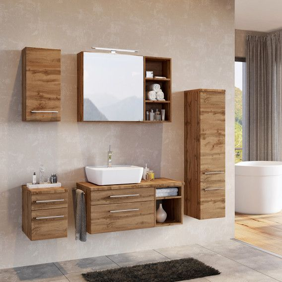 Meuble Haut Davos Acheter Home24 Idee Deco Salle De Bain Moderne Idee Salle De Bain Meuble Haut