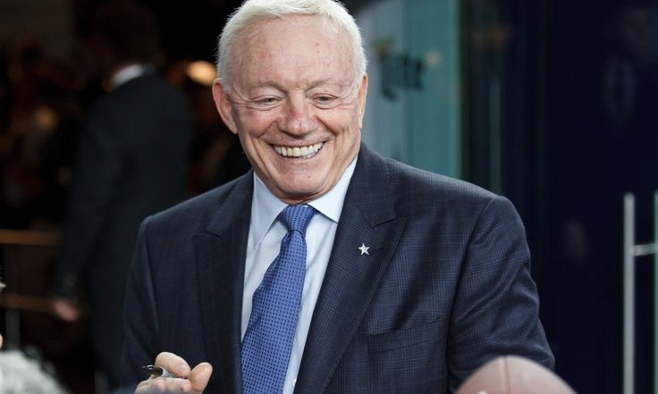 Cowboys' Jerry Jones nominated for Pro Football Hall of Fame = It may feel like the Hall of Fame class was just inducted – before the Hall of Fame Game that never happened – but the NFL doesn't wait long to move on to the next class. They recently announced that Cowboys' owner Jerry Jones is.....